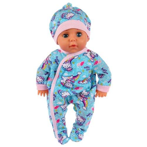 цена на Интерактивная кукла Карапуз Hello Kitty Пупс 30 см Y30S-AN-RU-HK