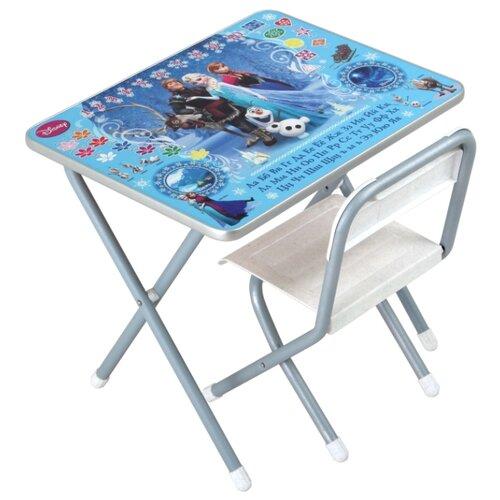 Комплект ДЭМИ стол + стул №1