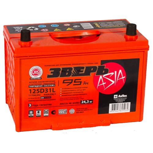 Аккумулятор Зверь Asia 125D31L