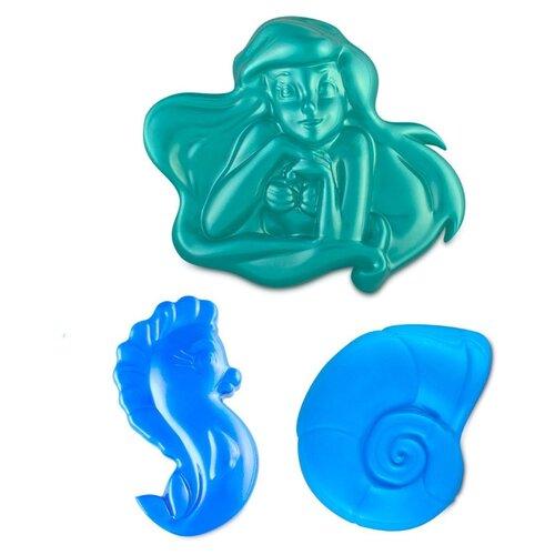 Купить Набор Росигрушка Звезда океана 1039 синий/зеленый/голубой, Наборы в песочницу