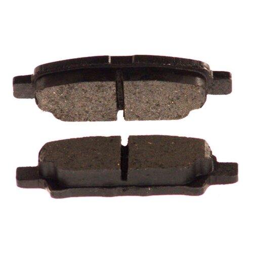 Дисковые тормозные колодки задние DELPHI LP1852 для Mitsubishi, Chrysler, Dodge, Jeep (4 шт.)