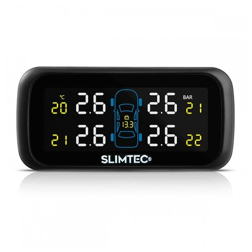 Датчик внутренний электронный Slimtec TPMS X4i универсальный 4 шт.