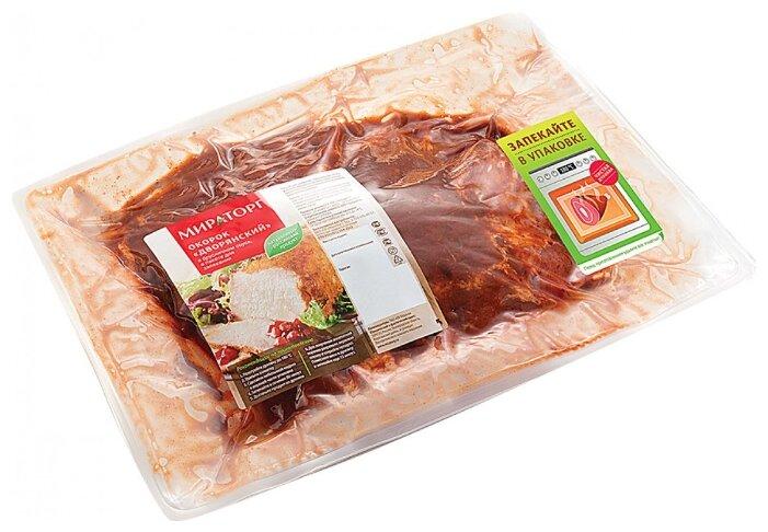 Мираторг Окорок Дворянский в брусничном соусе в пакете для запекания