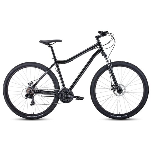 цена на Горный (MTB) велосипед FORWARD Sporting 29 2.0 Disc (2020) черный 17