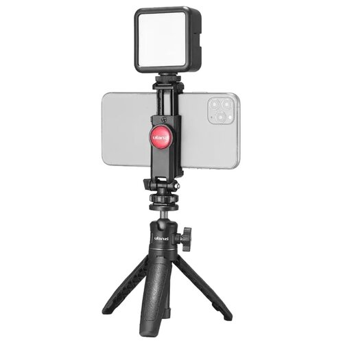 Фото - Комплект Ulanzi Smartphone Vlog Kit 8 универсальная ручка ulanzi u 40 17679 21885