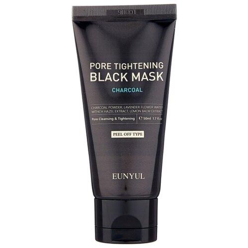 Eunyul Маска-пленка Pore Tightening Black Mask, 50 мл черная маска пленка black mask