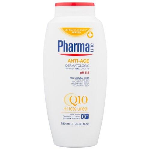 Купить Гель для душа Pharmaline Anti-age, 750 мл