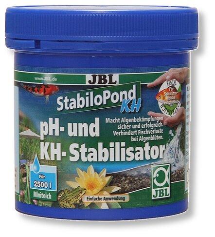 Гранулы для водоема JBL StabiloPond KH