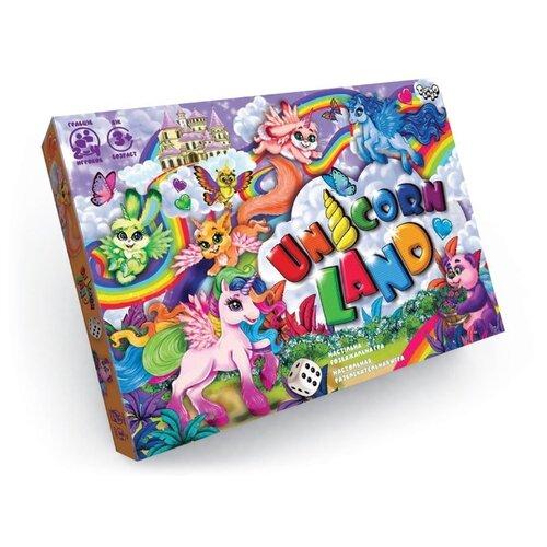 Купить Настольная игра Danko Toys Unicorn Land, Настольные игры