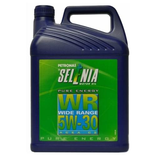 Моторное масло Petronas Selenia WR Pure Energy 5W-30 5 л beverley chance pure energy