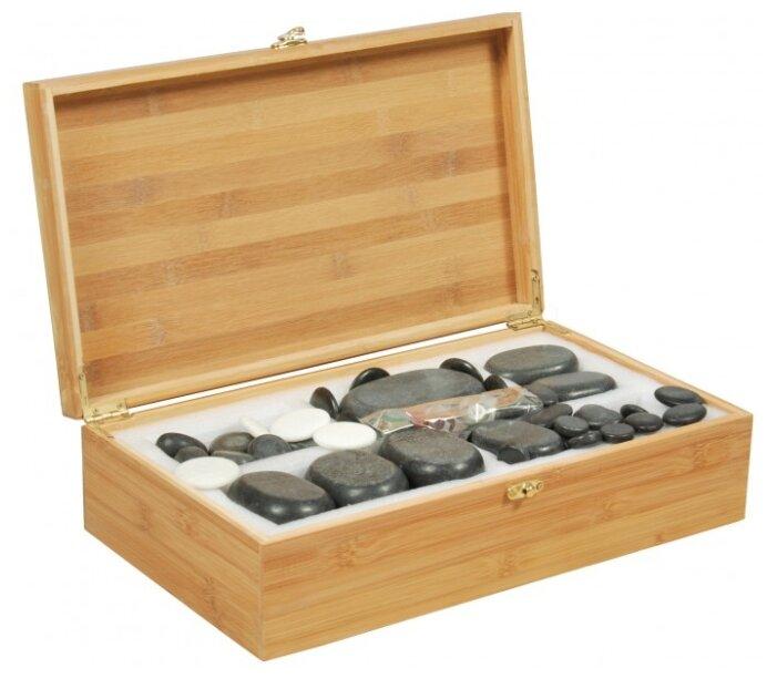 Массажные камни MED-MOS НК-3Б 60 шт.