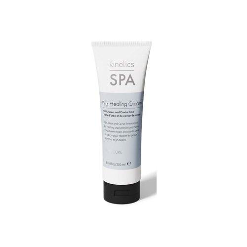 KINETICS Крем-Spa для ног Pro Healing для смягчения кожи и заживления трещин 250 мл туба