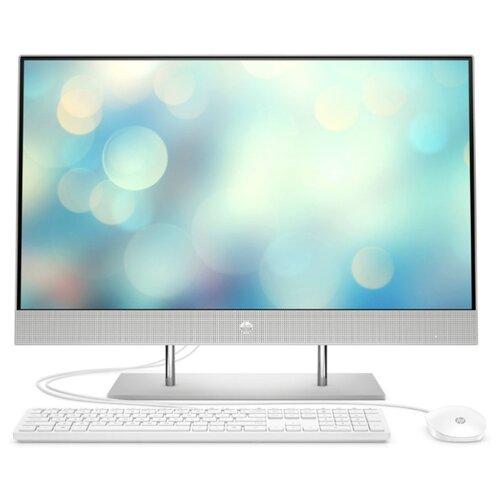"Моноблок HP 27-dp0000ur 9PN10EA AMD Ryzen 3 4300U/4 ГБ/SSD/27""/1920x1080/DOS"