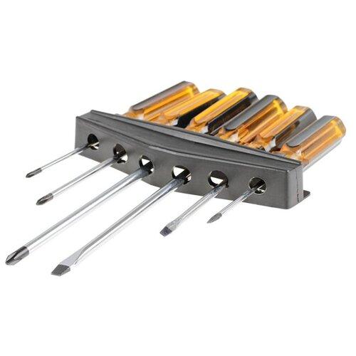 Фото - Набор инструментов для вскрытия корпусов ALCA (6 предм.) 456000 черный/оранжевый набор инструментов sparta 6 предм 13540 черный оранжевый