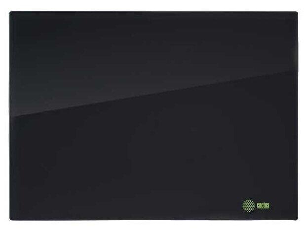 Доска стеклянная магнитно-маркерная cactus CS-GBD-90x120 (90х120 см)