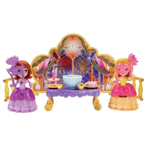 Купить Набор кукол Mattel Disney София Прекрасная Королевский бал, CCW97, Куклы и пупсы