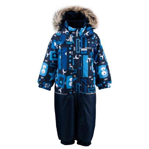 Купить Комбинезон KERRY FUN K19409 размер 92, 2290 синий, Теплые комбинезоны