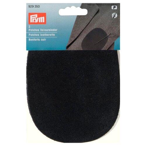 Prym Заплатки замшевые пришивные 10x14см 929350, черный (2 шт.) сапоги замшевые kelton