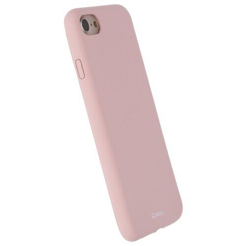 Чехол Krusell Bellö Cover для Apple iPhone 7/iPhone 8 розовый