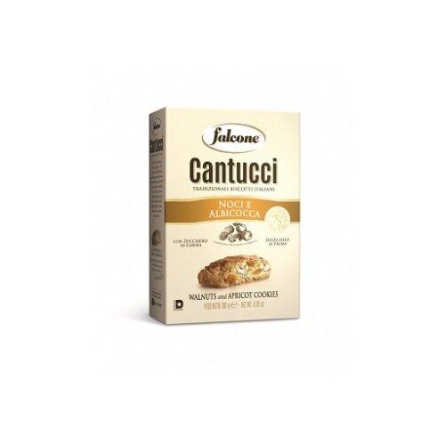 Печенье FALCONE Cantucci с грецким орехом и абрикосом, 180 г