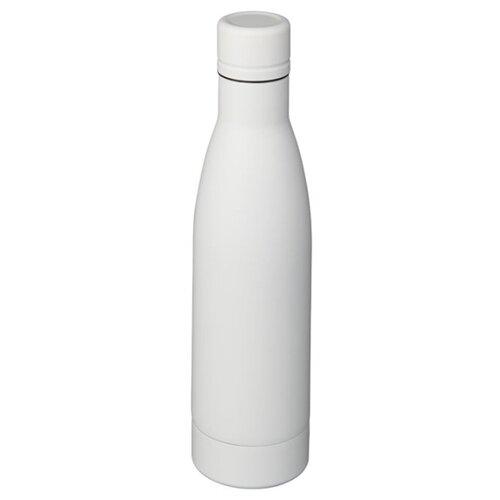 Вакуумная бутылка «Vasa» c медной изоляцией, белый