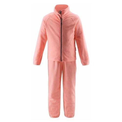 Купить Комплект одежды Lassie размер 122, оранжевый, Комплекты и форма