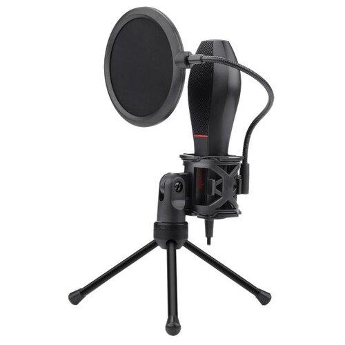 Микрофон Redragon Quasar GM200, черный 2