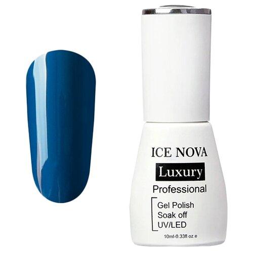 Купить Гель-лак для ногтей ICE NOVA Luxury Professional, 10 мл, 099 vintage blue