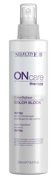 Selective Professional On Care ColorDefense color block