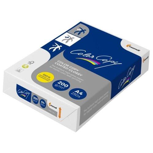 Купить Бумага Color Copy A4 Coated Glossy 200 г/м² 250 лист. белый 1 шт.