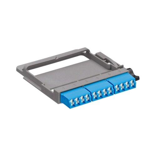 Патч-панель Brand-Rex 5FUHD-2LL серый/голубой 1 шт. недорого