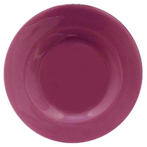 Pasabahce Тарелка обеденная City 26 см purple тарелка закусочная pasabahce family 19 5 см