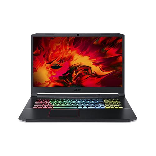 "Ноутбук Acer Nitro 5 AN517-52 (/17.3""/1920x1080) (/17.3""/1920x1080) (/17.3""/1920x1080)-76FC (Intel Core i7 10750H 2600MHz/17.3""/1920x1080/8GB/512GB SSD/NVIDIA GeForce GTX 1650 Ti 4GB/Windows 10 Home) NH.Q82ER.008 черный"