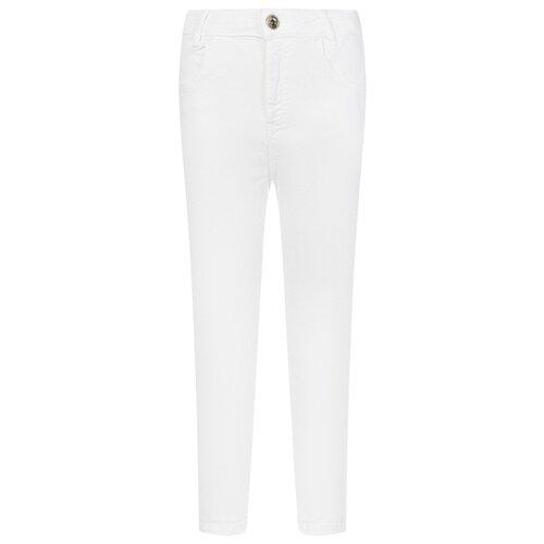 Джинсы PATRIZIA PEPE размер 152, белый джинсы patrizia pepe размер 152 0325 белый зеленый
