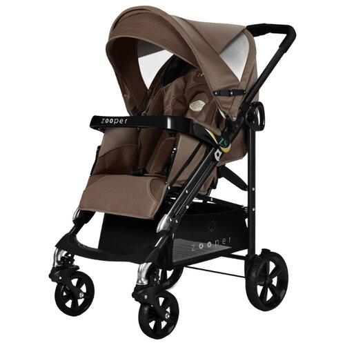 Купить Прогулочная коляска Zooper Z9 Elite brown, Коляски