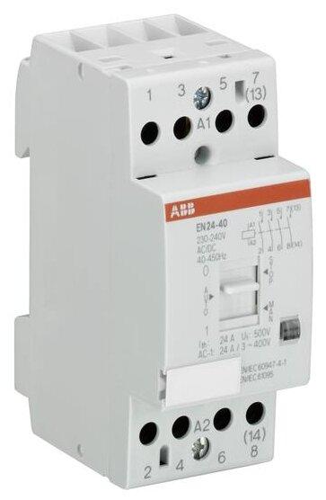 Модульный контактор ABB GHE3261501R0006 24А