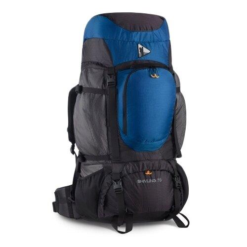 цена на Рюкзак BASK Shivling 70 blue/grey