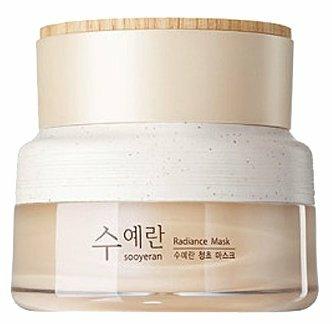 The Saem ночная маска Sooyeran Radiance для сияния кожи