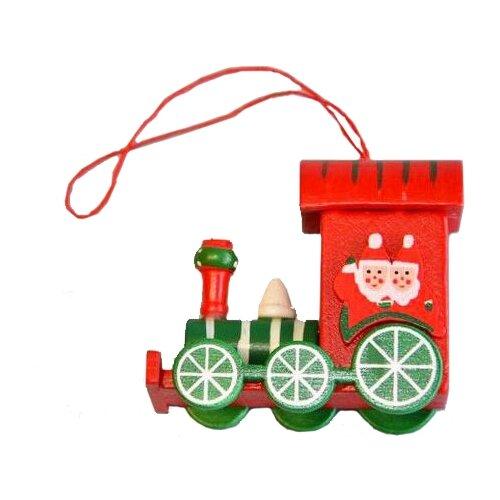 Елочная игрушка Breitner 17-1005, красный/зеленый по цене 420