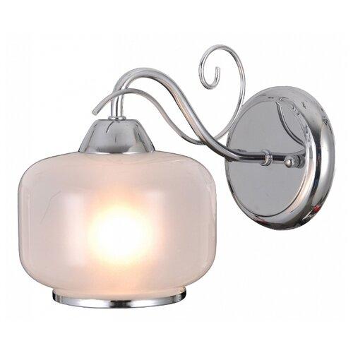 Настенный светильник Natali Kovaltseva 75049/1W Chrome, 40 Вт