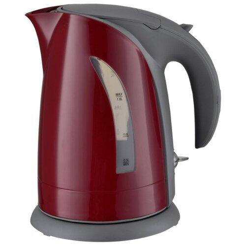 цена на Чайник Sinbo SK 7392, красный/серый
