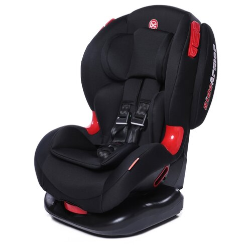 Автокресло группа 1/2 (9-25 кг) Baby Care BC-120, черный группа 1 2 от 9 до 25 кг baby care bc 120 isofix