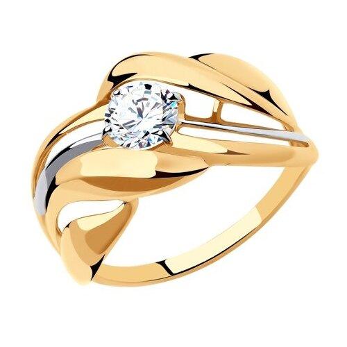 SOKOLOV Кольцо из золота 018431, размер 18.5