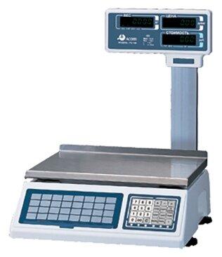 Весы торговые Acom PC-100E-15BP