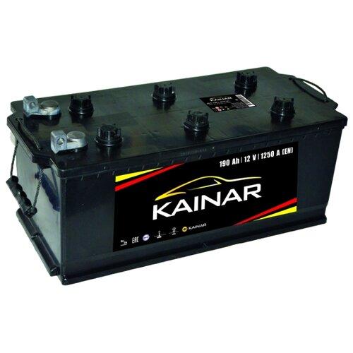 цена на Аккумулятор Kainar 6СТ-190 L АПЗ о.п., болт, крышка плоская