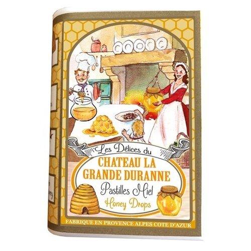 Леденцы SiC Delices Du Chateau La Grande Duranne со вкусом мёда 35 г цена 2017