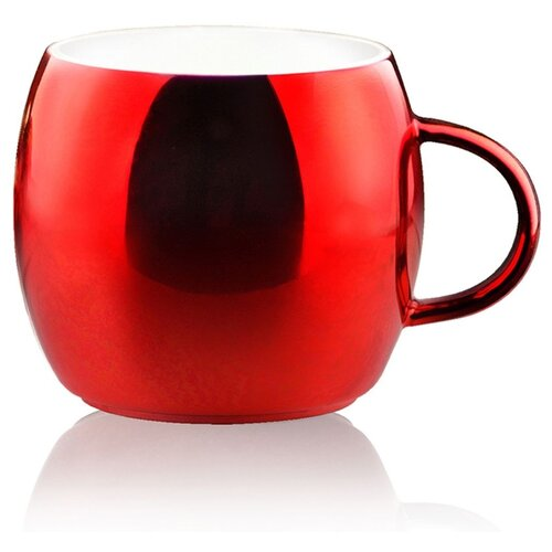Asobu Кружка Sparkling mugs 380 мл красный термокружка 0 38 л asobu sparkling mugs золотистая mug 550 gold