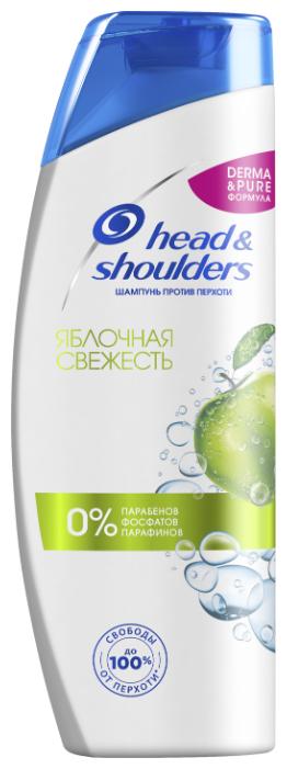 Head & Shoulders шампунь против перхоти Яблочная свежесть — купить по выгодной цене на Яндекс.Маркете