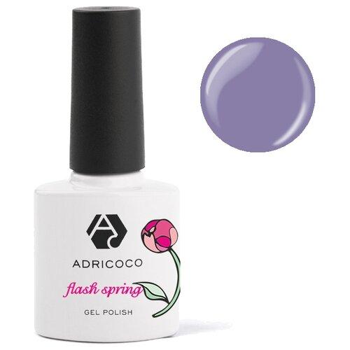 Гель-лак для ногтей ADRICOCO Flash Spring, 8 мл, 15 Дождливый день