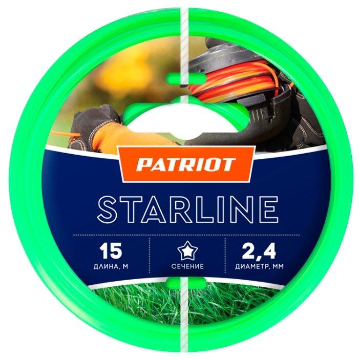 PATRIOT Starline звезда 2.4 мм